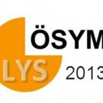 2013-LYS1 Matematik Soru ve Cevapları (16 Haziran 2013 – Lisans Yerleştirme Sınavı-1)