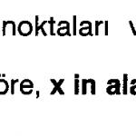 9. Sınıf Geometri 2. Dönem 3. Yazılı Soruları
